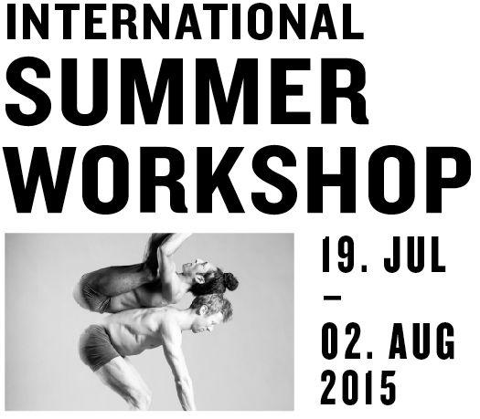 Dance Summer Workshop 2015