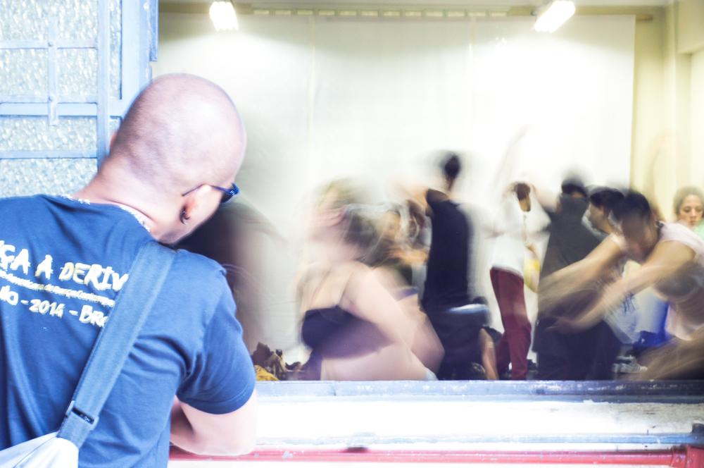 Workshop Dança Deriva Sao Paulo Brasil