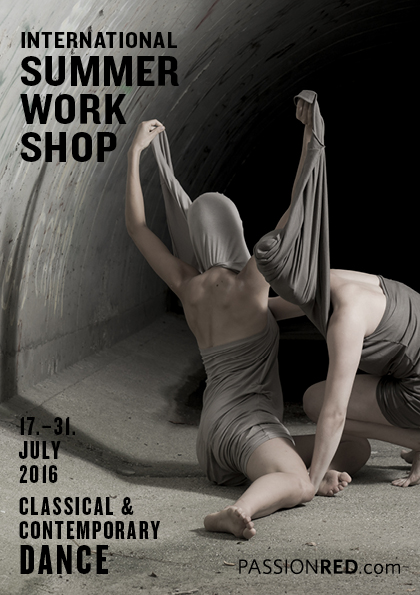 International Summer Workshop for classical and contemporary dance