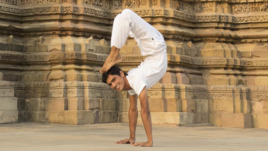 Yoga Seminar Wochenende - Yogi Madhav